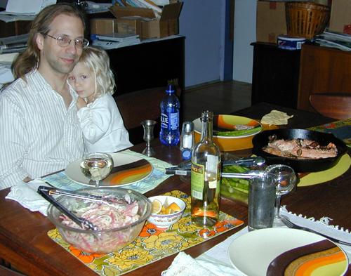 Valentine's Day Dinner 2008