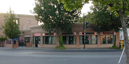 Kalga Kafe exterior