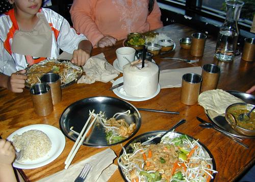 Kalga Kafe food
