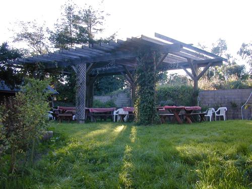 Peterson's Farm picnic area