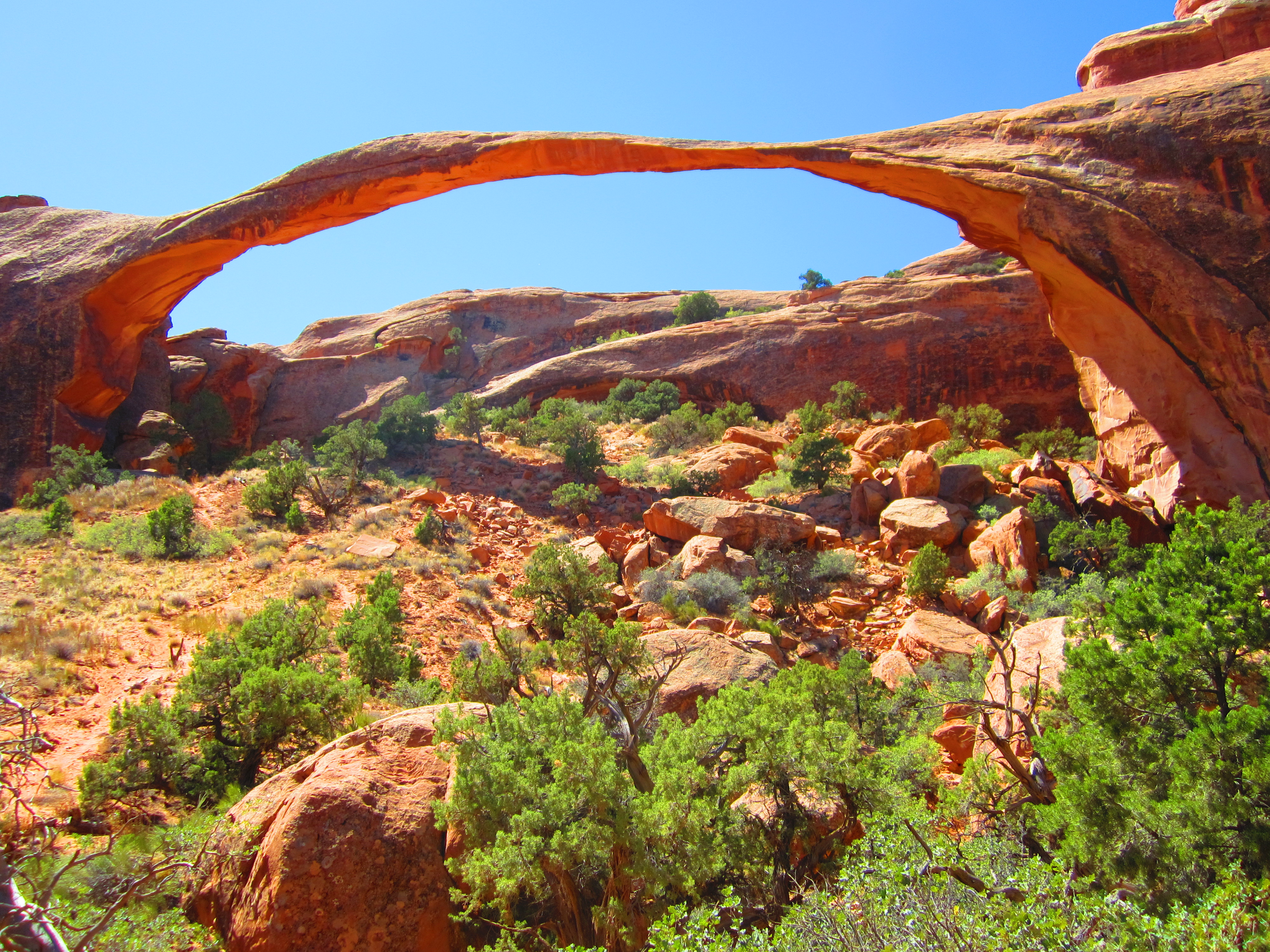 Miriam s Trip Blog This is the Fiery Furnace Hike