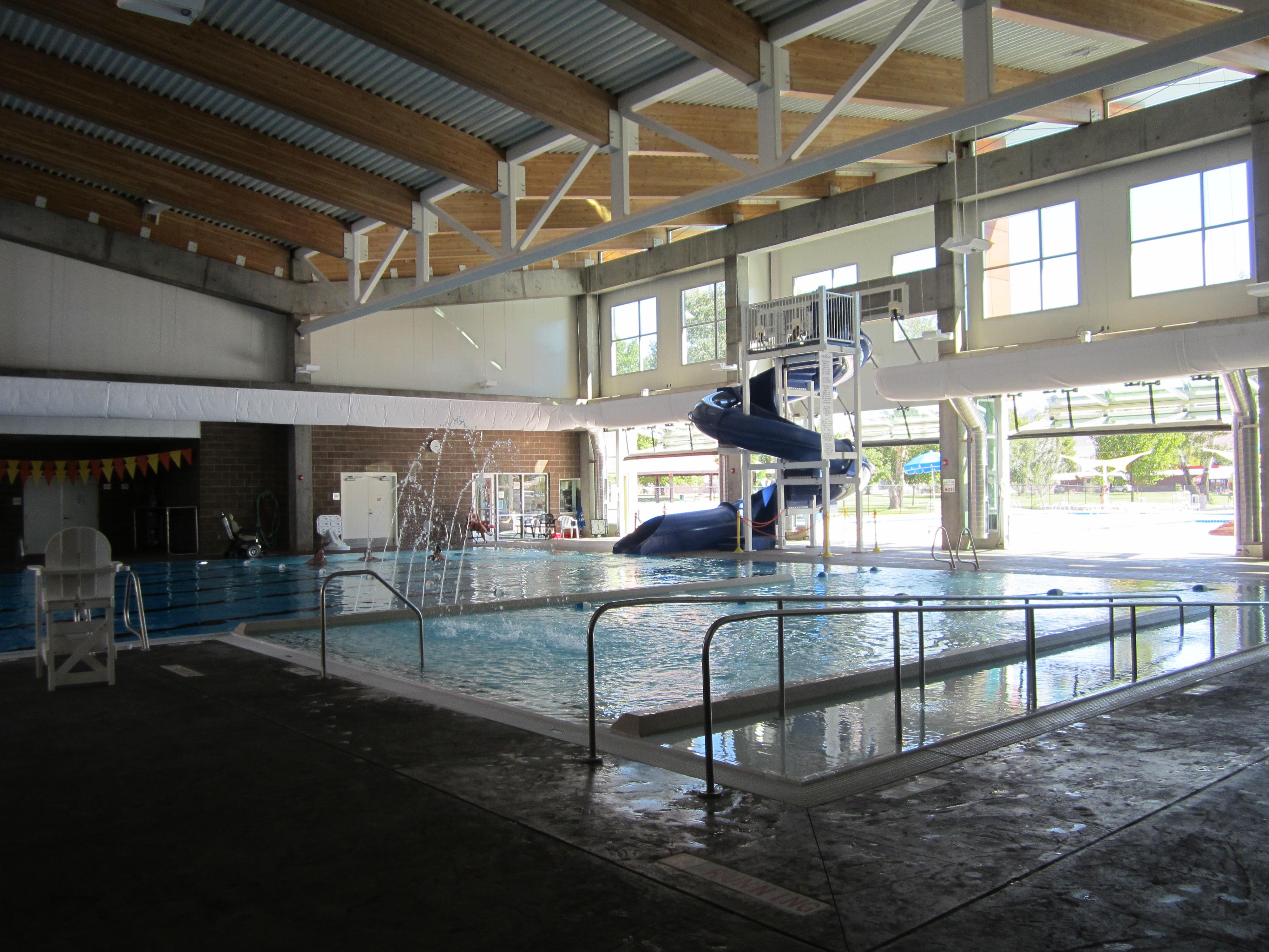 Miriam s trip blog leaving utah and heading for taos for Indoor pools in utah