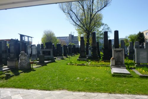 Zilina Cemetery